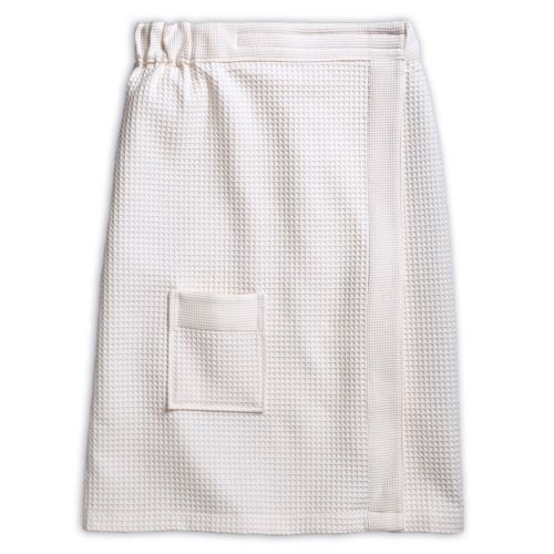 Honeycomb cotton sarong | Linge de lit | Tradition des Vosges