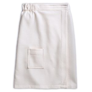 Honeycomb cotton sarong