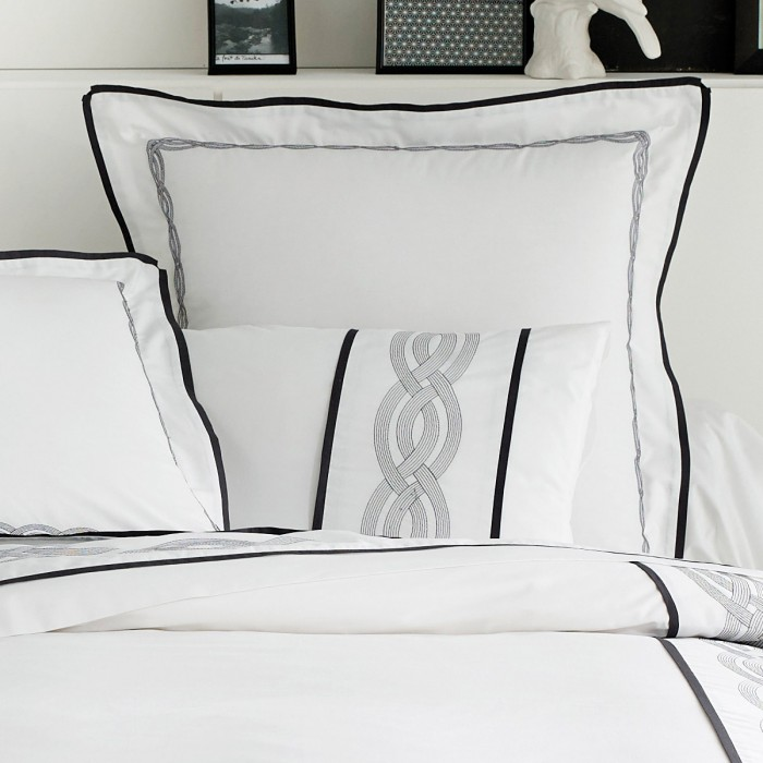 linge de lit amadeus Pillow case Amadeus | Sale up to 55% off | French Linen House  linge de lit amadeus