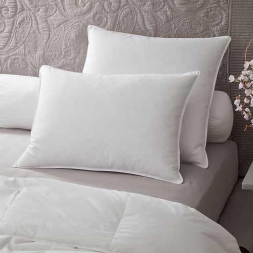 Pillowcase 30% Duck Down / 70% Feather | Linge de lit | Tradition des Vosges