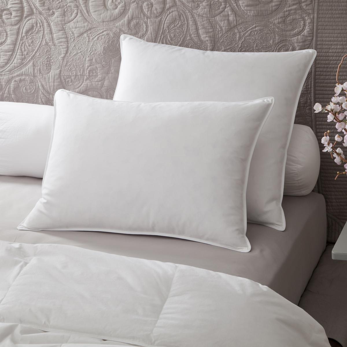 Pillow 10% Duck Down Solid | Linge de lit | Tradition des Vosges