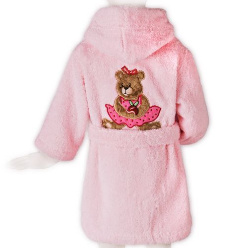 Bathrobe Ourson Girl
