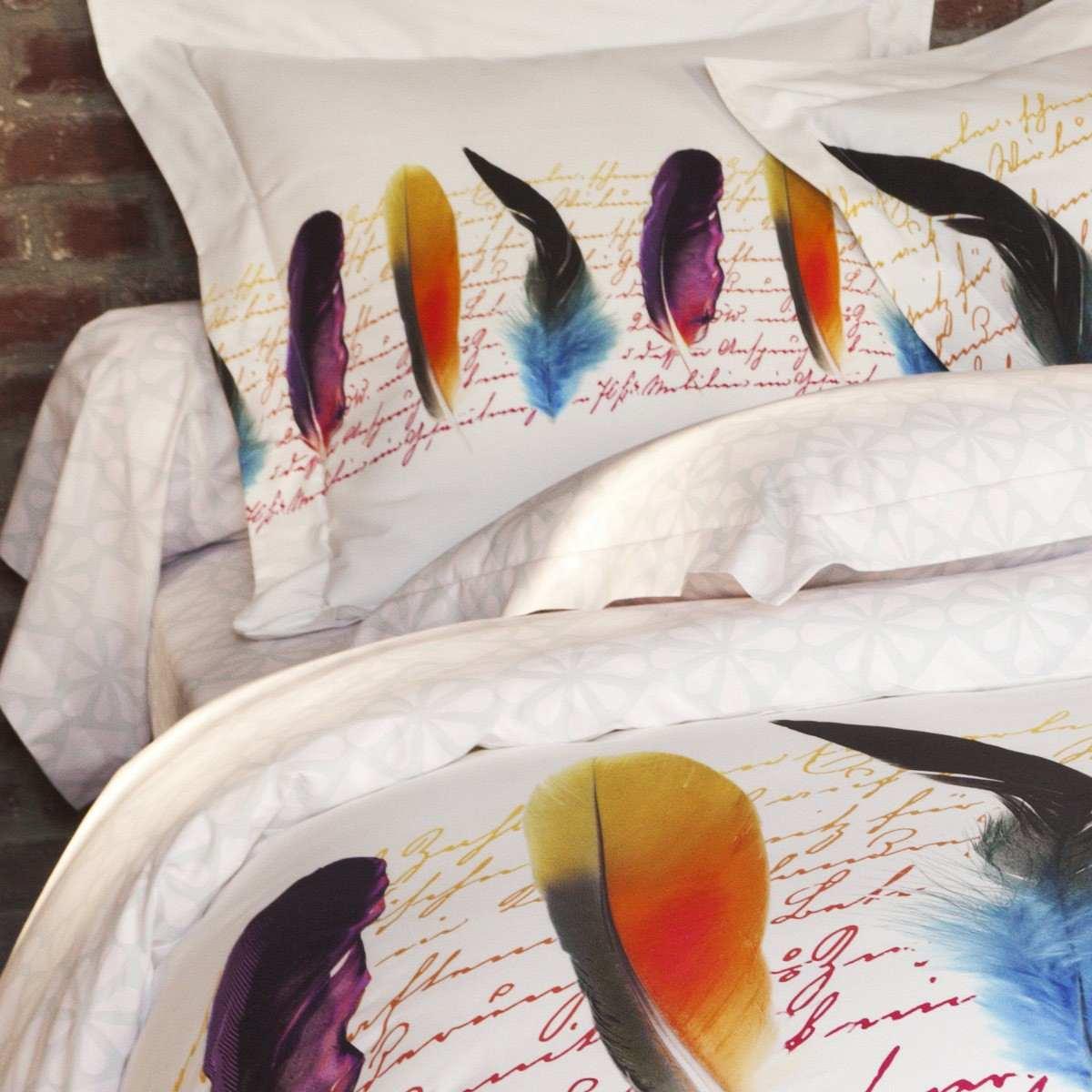 taie traversin plumetis soldes jusqu 39 55 linge de. Black Bedroom Furniture Sets. Home Design Ideas