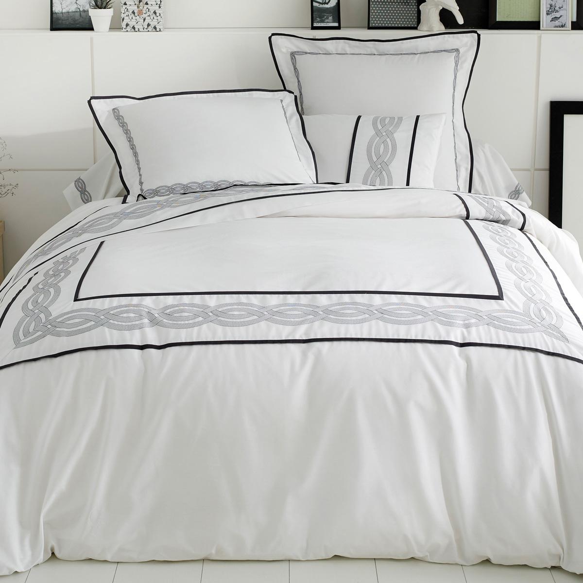 linge des vosges linge de lit Parure Amadeus | Parure de lit 2 personnes | Tradition des Vosges linge des vosges linge de lit