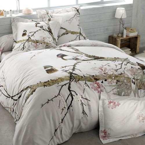 Duvet Cover Bed Set Sakura | Linge de lit | Tradition des Vosges