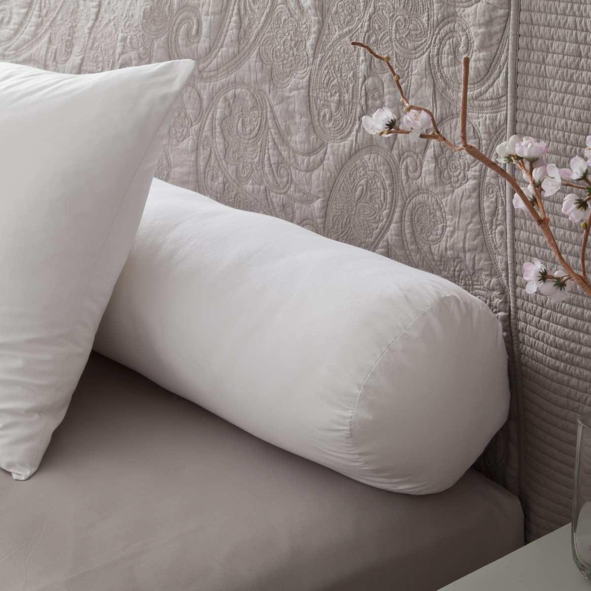 linge de lit traversin Traversin Quallofil Allerban | Traversin 160 | Tradition des Vosges linge de lit traversin