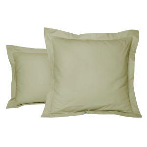 Plain pillow case percale cotton (Discontinued)