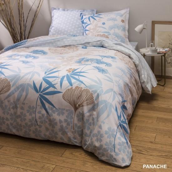 Blanc des prés linge de lit